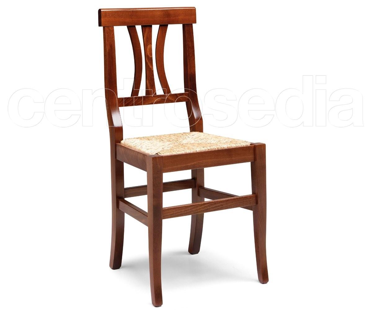 Arte povera sedia legno seduta paglia sedie legno classico e