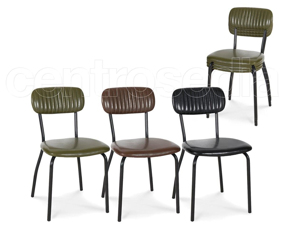 Gommini per sedie di metallo le ultime idee sulla casa e - Sedie per interni ...