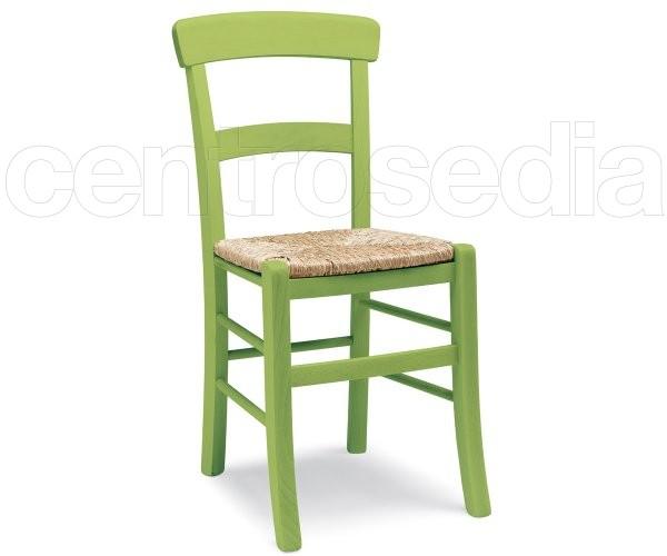 Roma sedia legno seduta paglia sedie legno classico e rustico