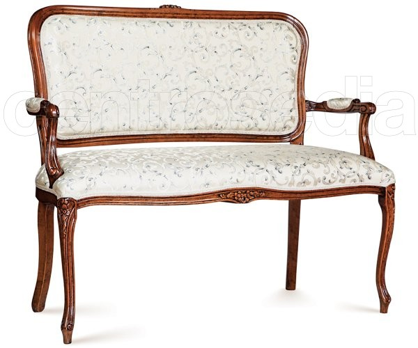 Hermes divano in stile sedie e poltroncine in stile for Divano hermes