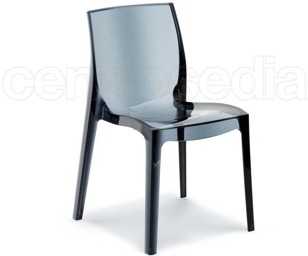 Mimosa sedia policarbonato sedie policarbonato trasparenti