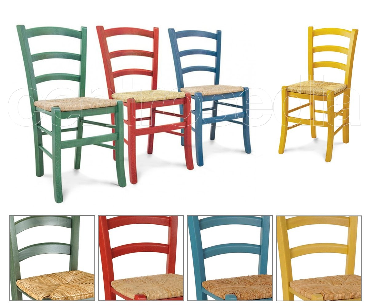 Sedie colorate awesome generic a sedia kartell di design for Sedie design colorate