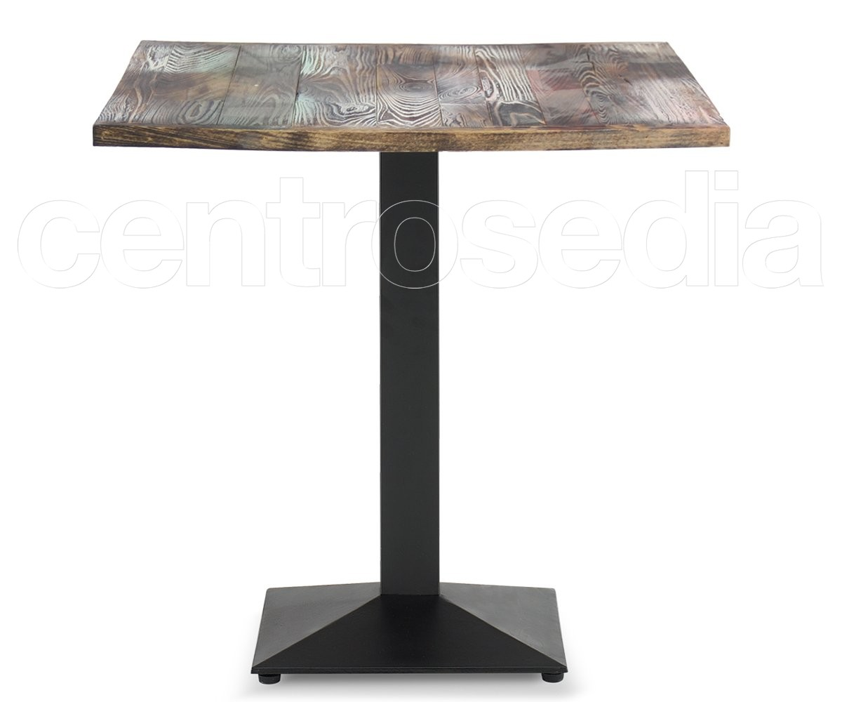 Ulma tavolo ghisa with tavolini bar - Tavolini bar usati ...