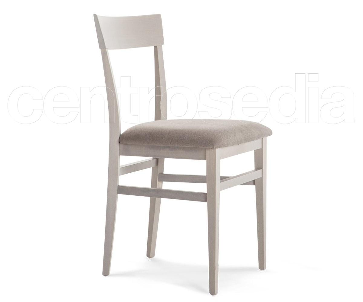 Sedute Per Sedie Legno.Linea Sedia Legno Seduta Imbottita Sedie Legno Moderno