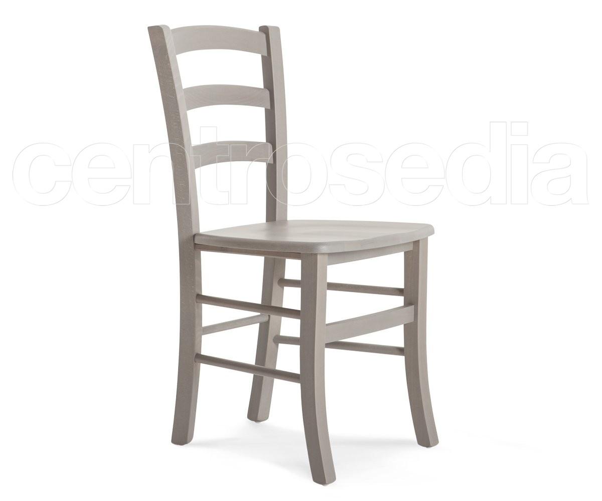 Anita sedia legno seduta legno sedie legno classico e for Sedie in ferro e legno