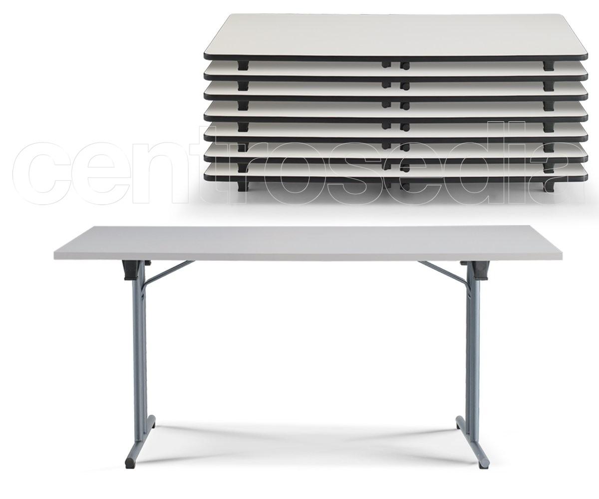 Tavoli Pieghevoli Plastica Per Catering.Fold Tavolo Catering Pieghevole Rettangolare Tavoli Catering