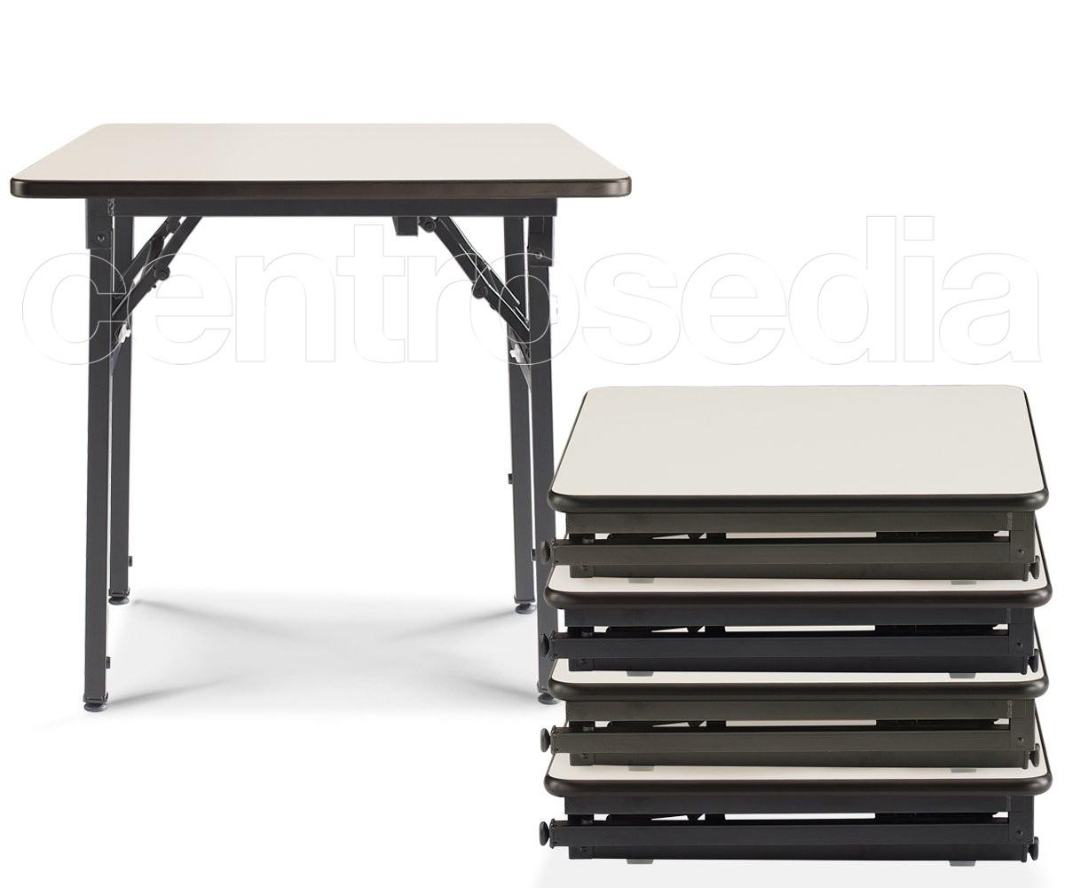 Tavolo Pieghevole 90x90.Usa Tavolo Pieghevole Quadrato Tavoli Pieghevoli O