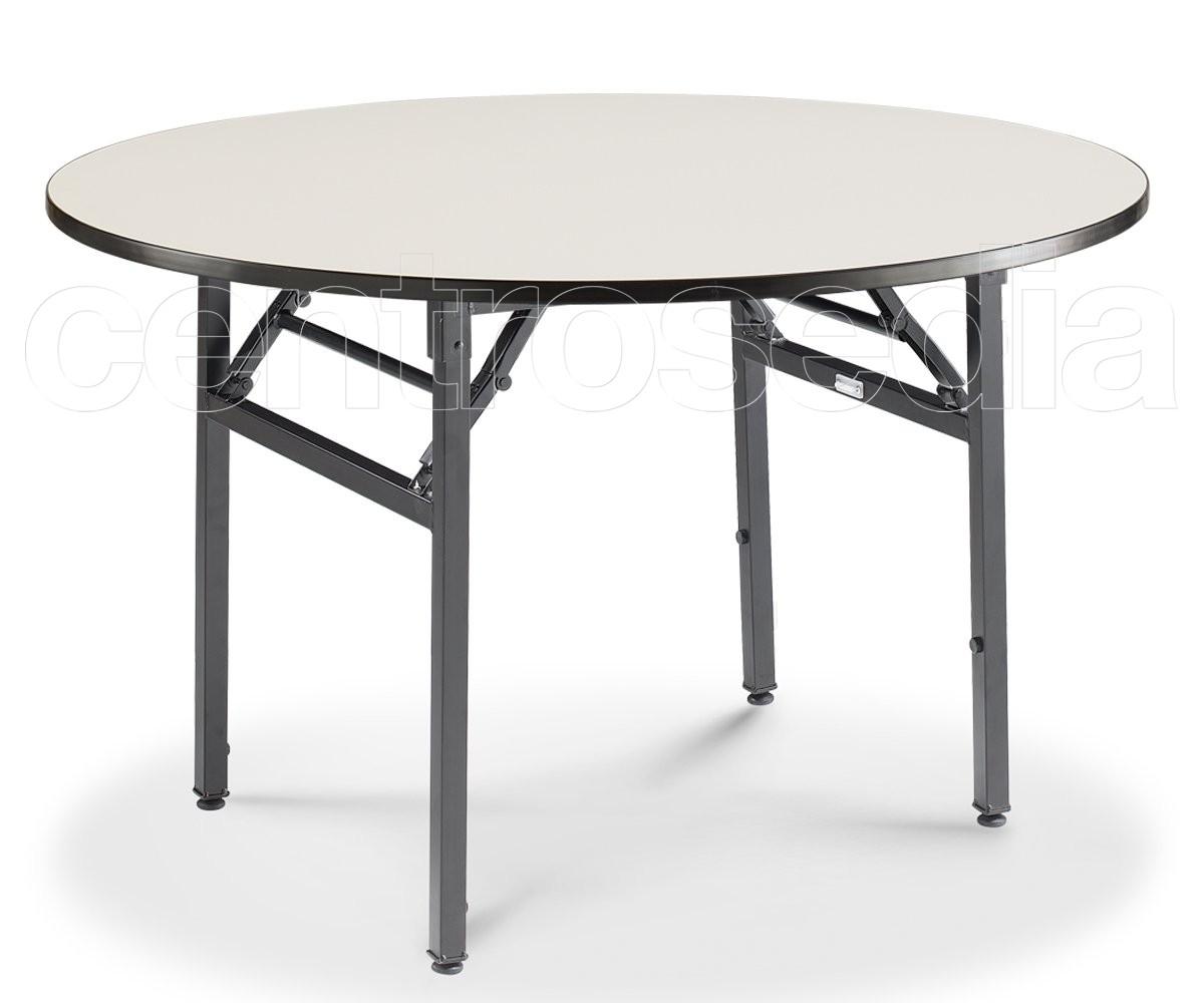 Usa tavolo pieghevole rotondo tavoli pieghevoli o for Tavoli pieghevoli