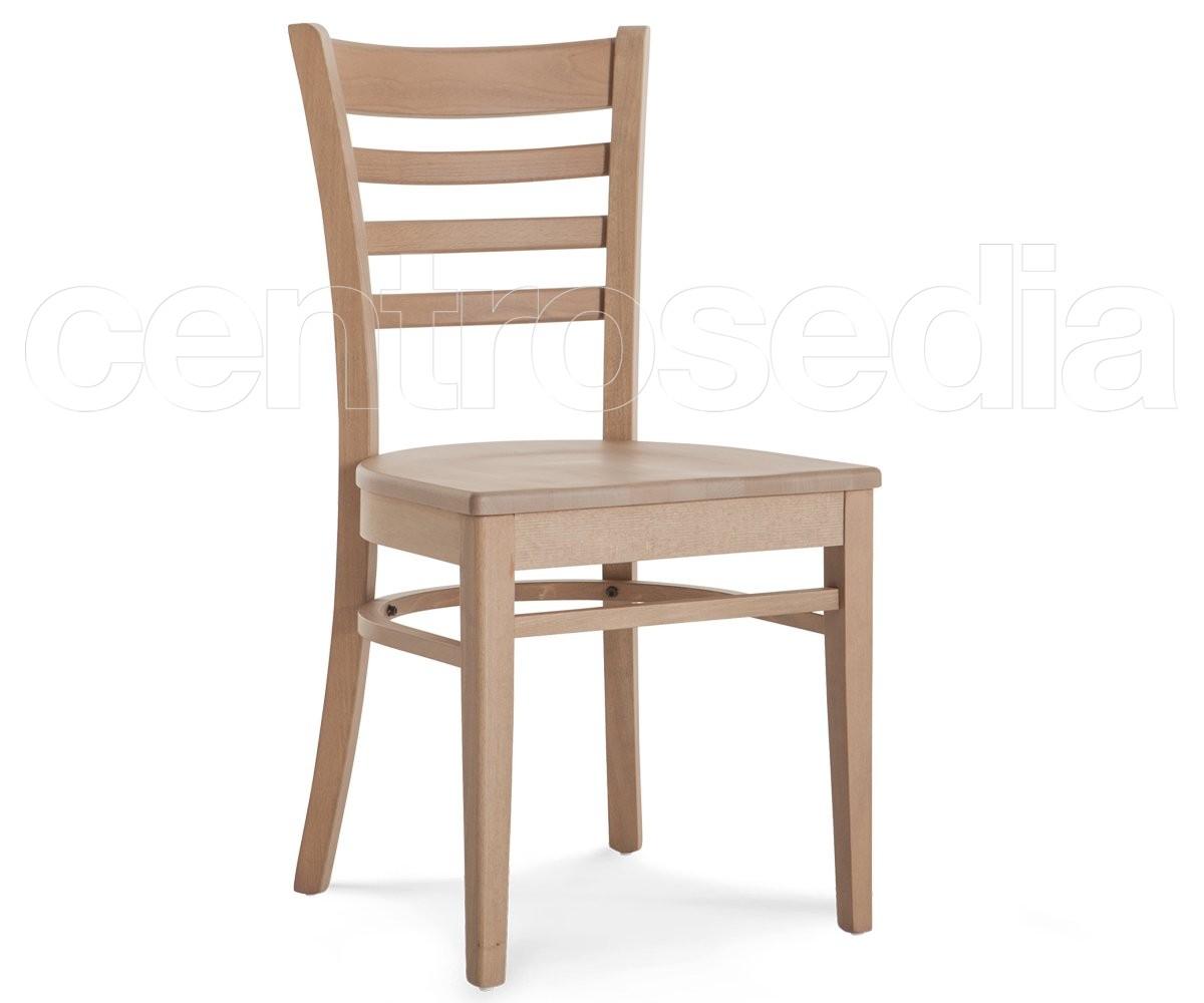 Vera sedia legno seduta legno sedie legno classico e rustico