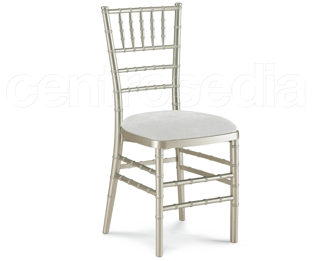 Chiavarina sedia polipropilene bronzo sedie plastica for Chiavarina sedia