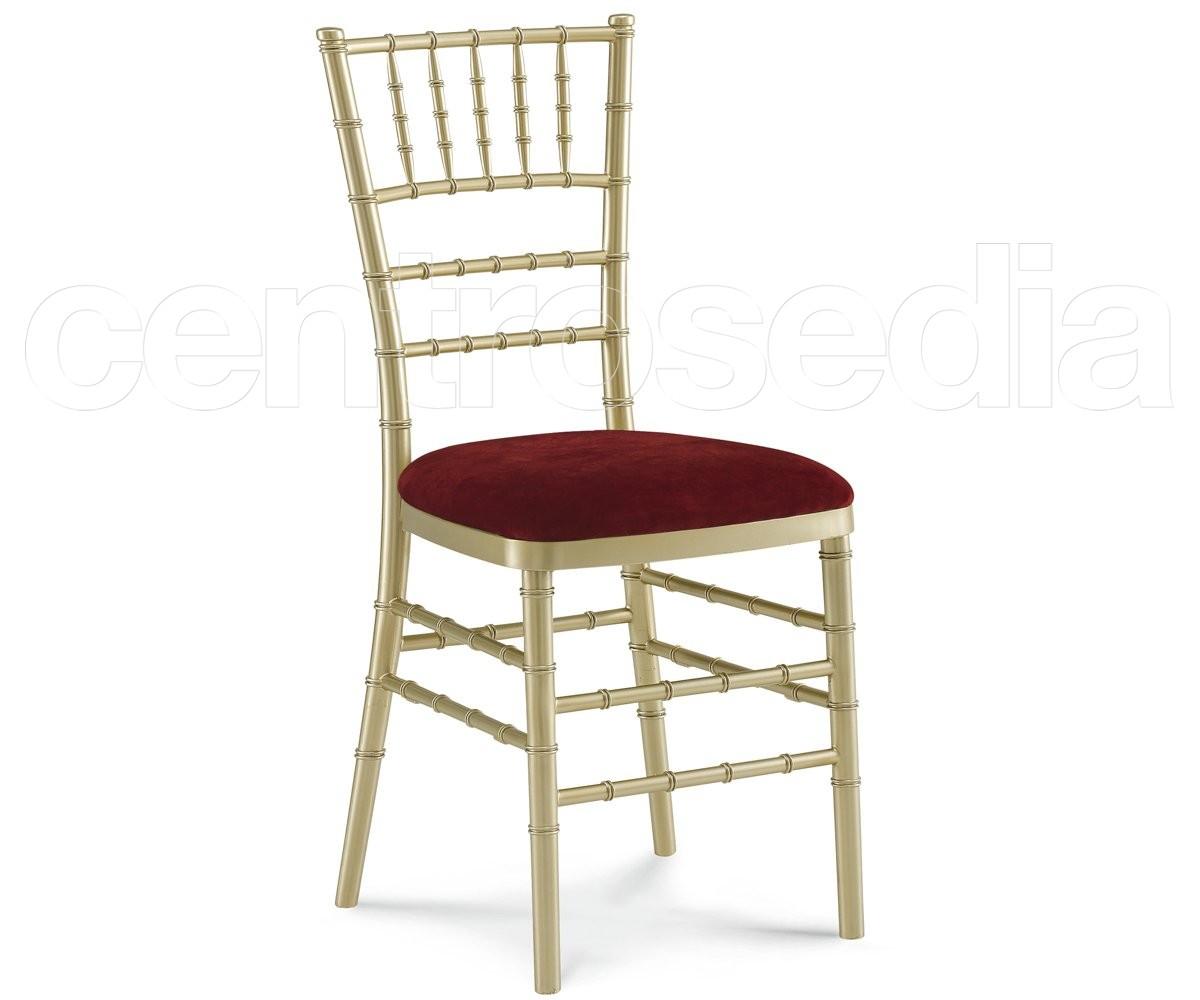 Chiavarina sedia polipropilene oro sedie plastica for Chiavarina sedia