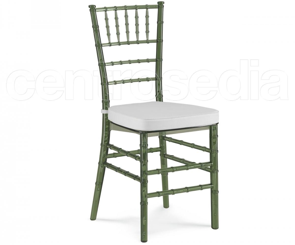 Chiavarina sedia policarbonato colorato sedie for Sedie policarbonato