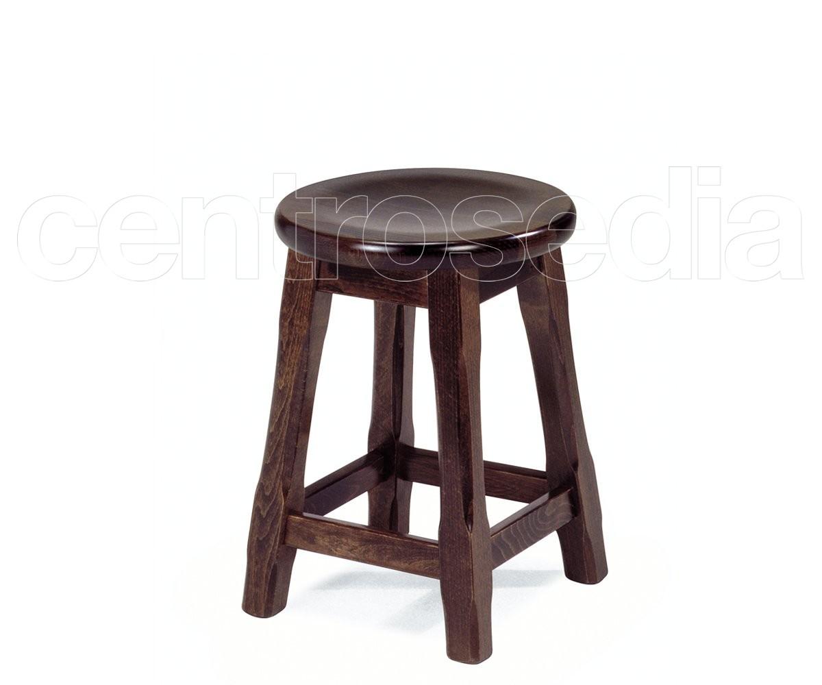 Jack sgabello basso legno old america sgabelli bar ristoranti
