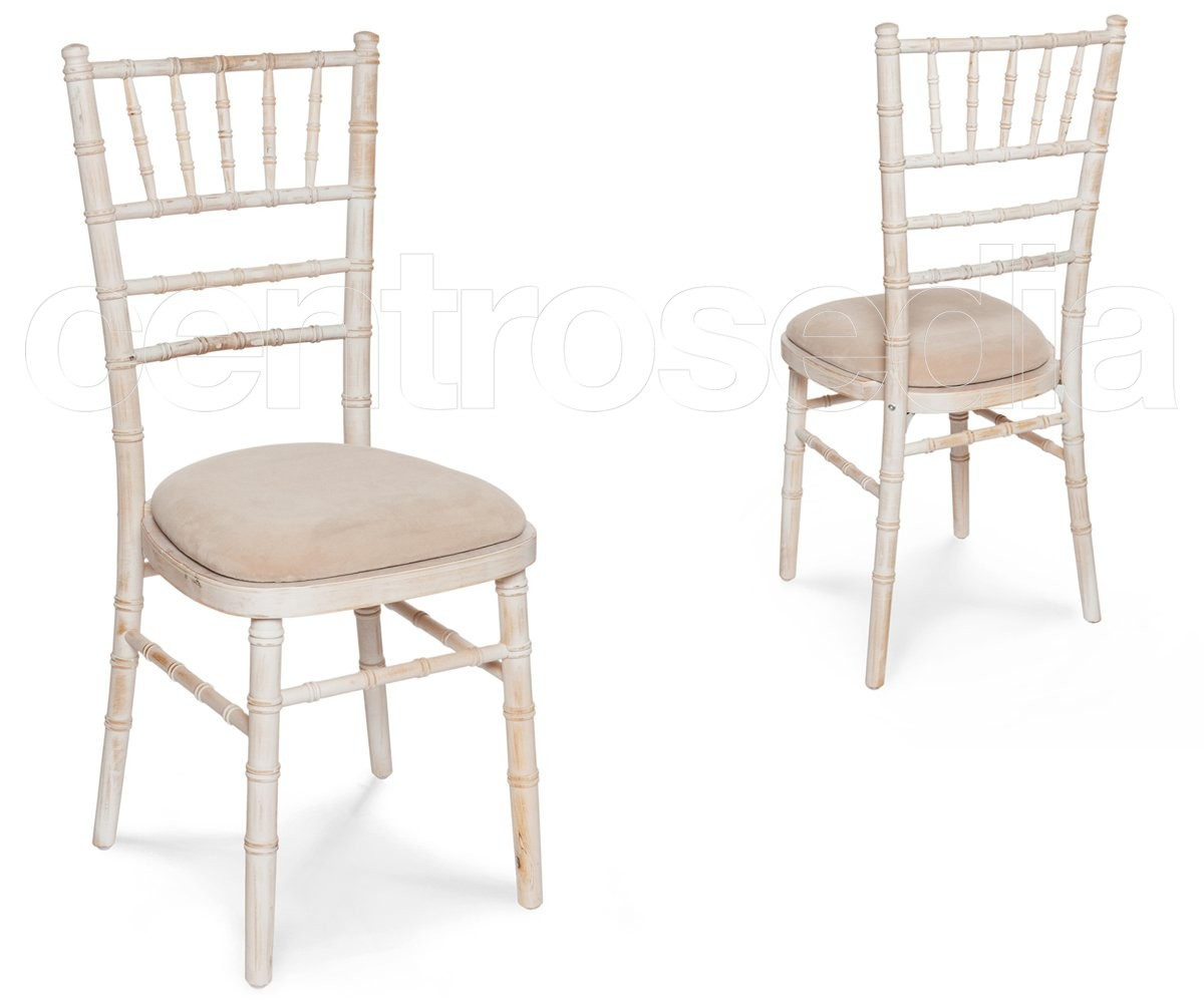 Chiavarina sedia legno decapata sedie shabby chic for Chiavarina sedia