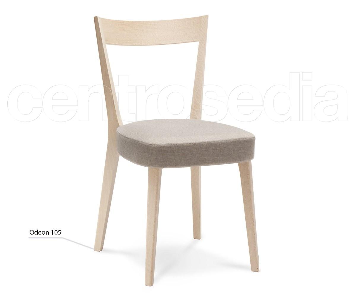 Sedie Pieghevoli Imbottite : Odeon sedia legno seduta imbottita sedie design legno