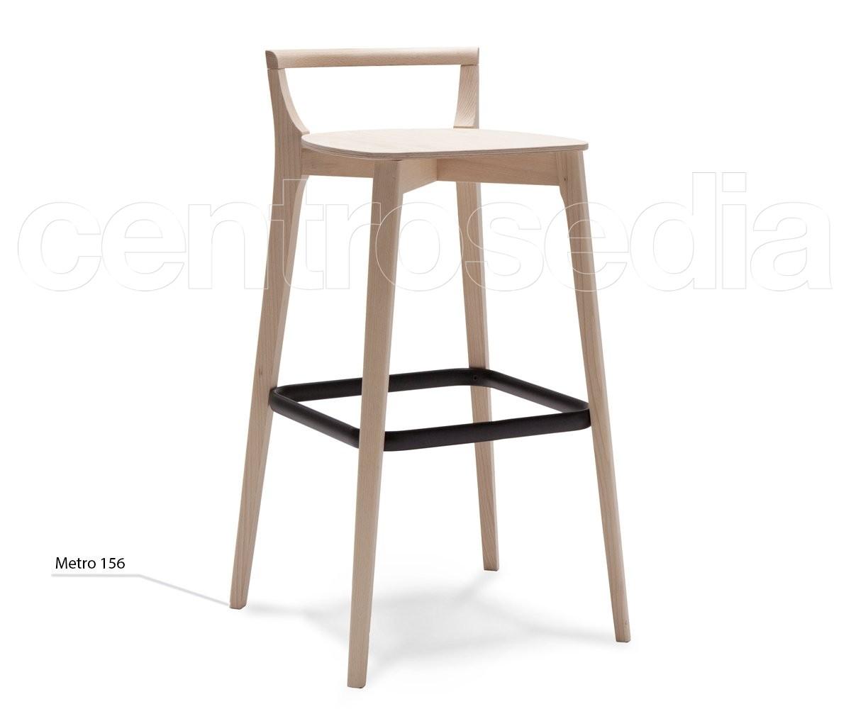 Sgabello In Legno Pieghevole : Metro sgabello legno seduta legno sgabelli design legno