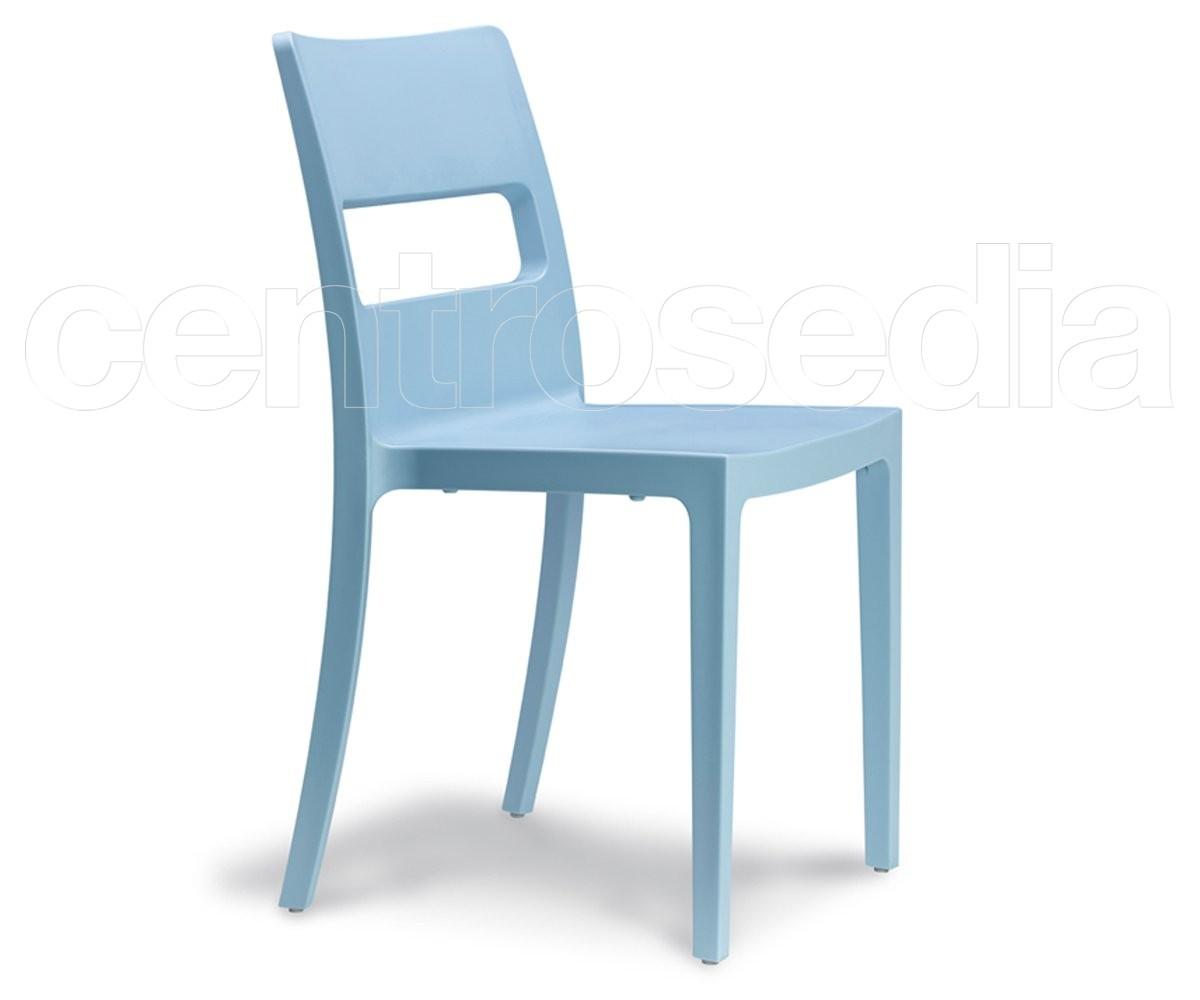 Sai sedia polipropilene sedie design for Sedie outdoor design