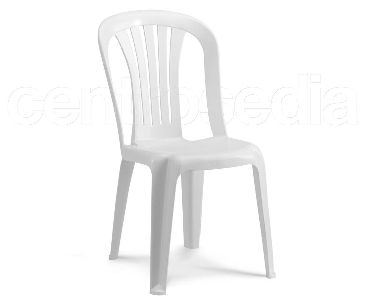 Liana sedia polipropilene sedie plastica polipropilene for Sedia polipropilene