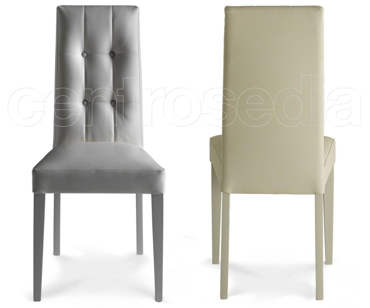 Sedie Imbottite Capitonnè : Botton sedia legno imbottito sedie imbottite