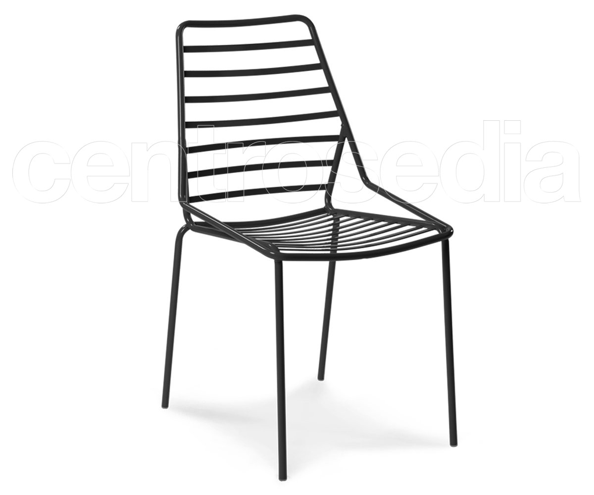 Link sedia metallo gaber sedie design for Sedie design metallo