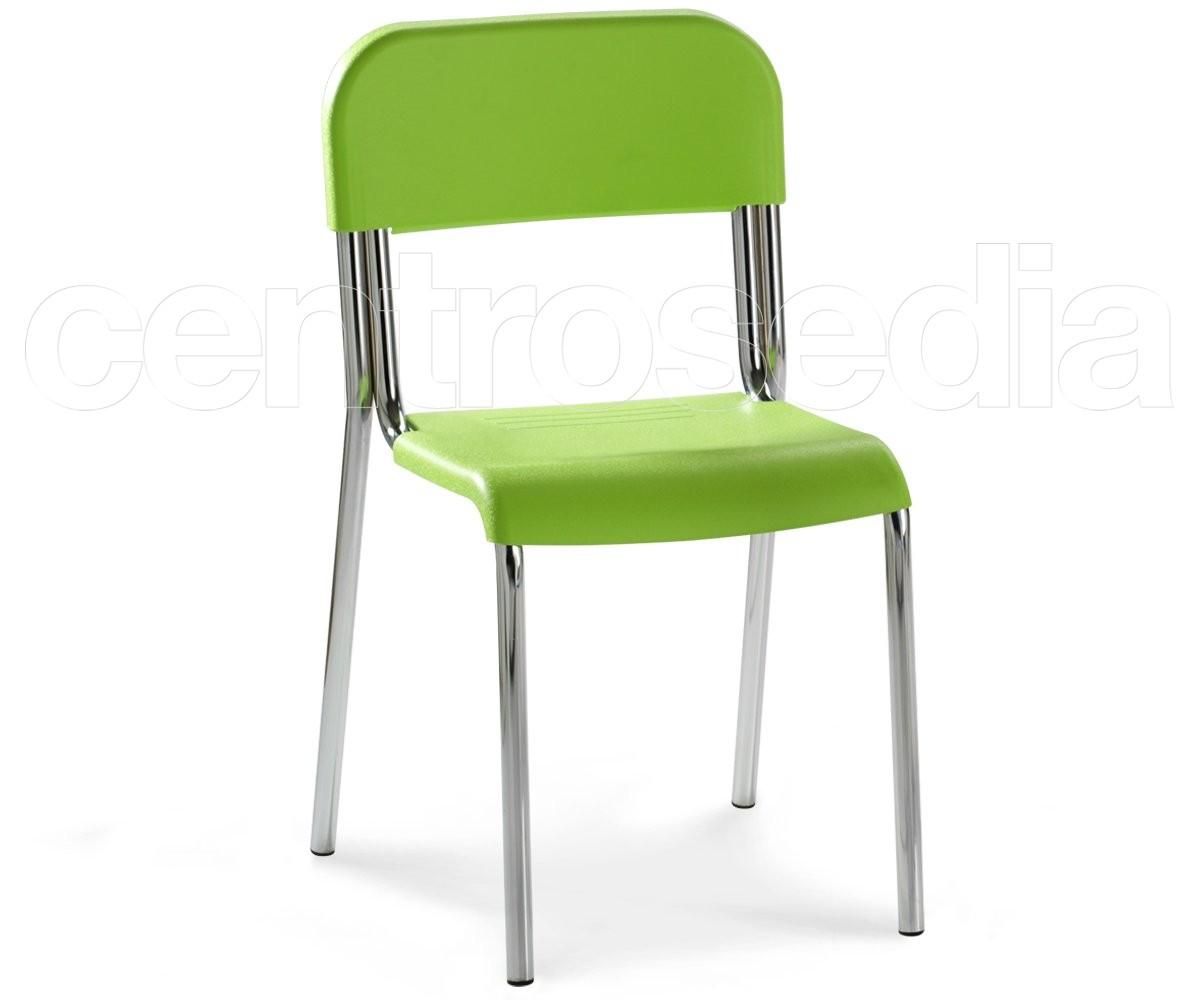 Terza sedia scuola comunità sedie aule laboratori mense
