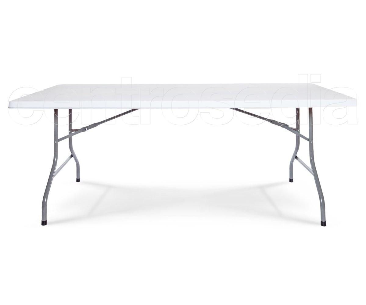 Horeca tavolo pieghevole 198x91cm tavoli pieghevoli o richiudibili