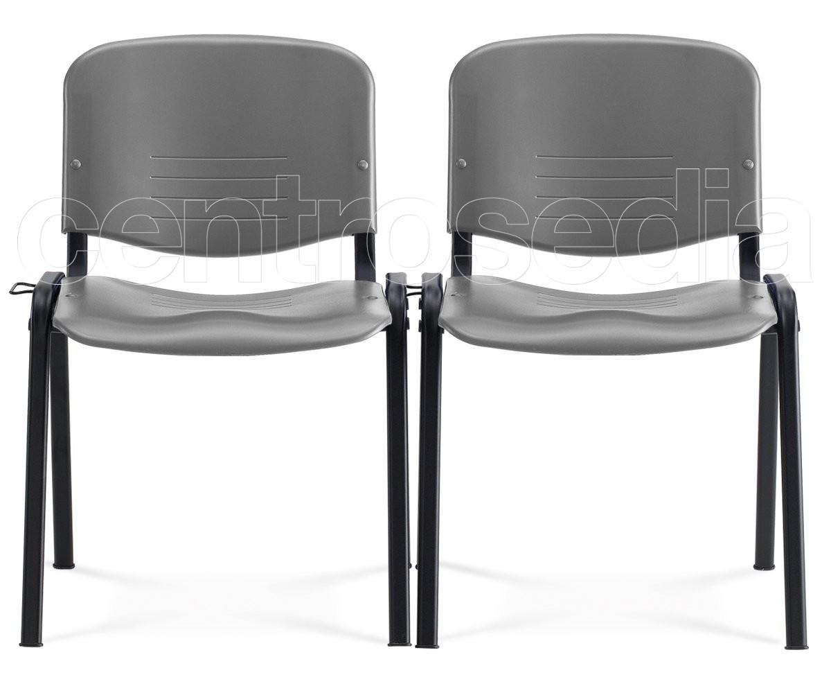 Go sedia plastica sedie metallo plastica