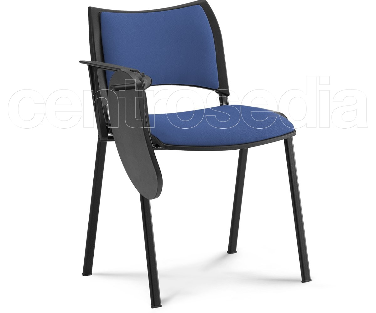 Fly sedia imbottito sedie tavoletta scrittoio ribaltina