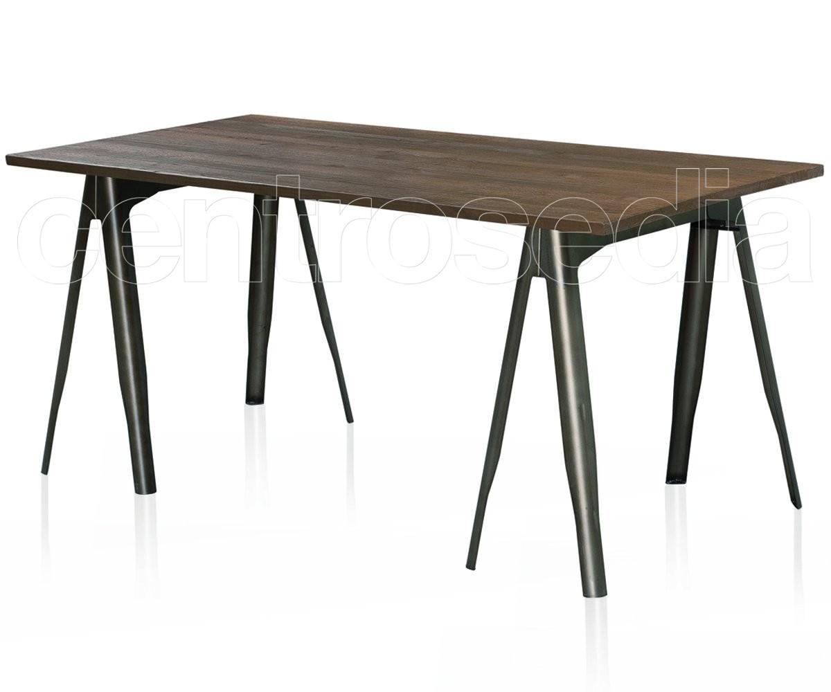 dalton tavolo metallo vintage tavoli vintage e industriali