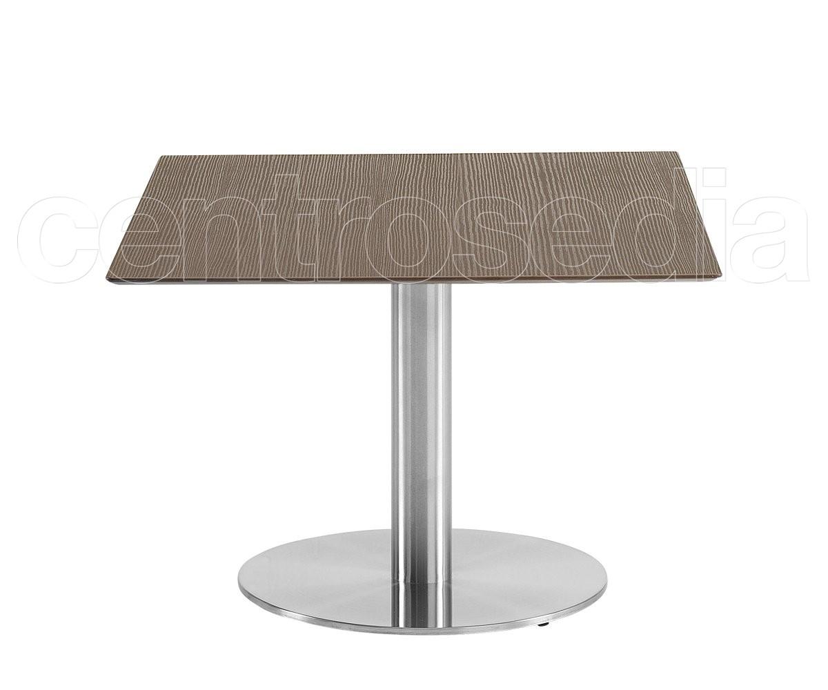 Lione tavolo basso acciaio inox tavolini bassi