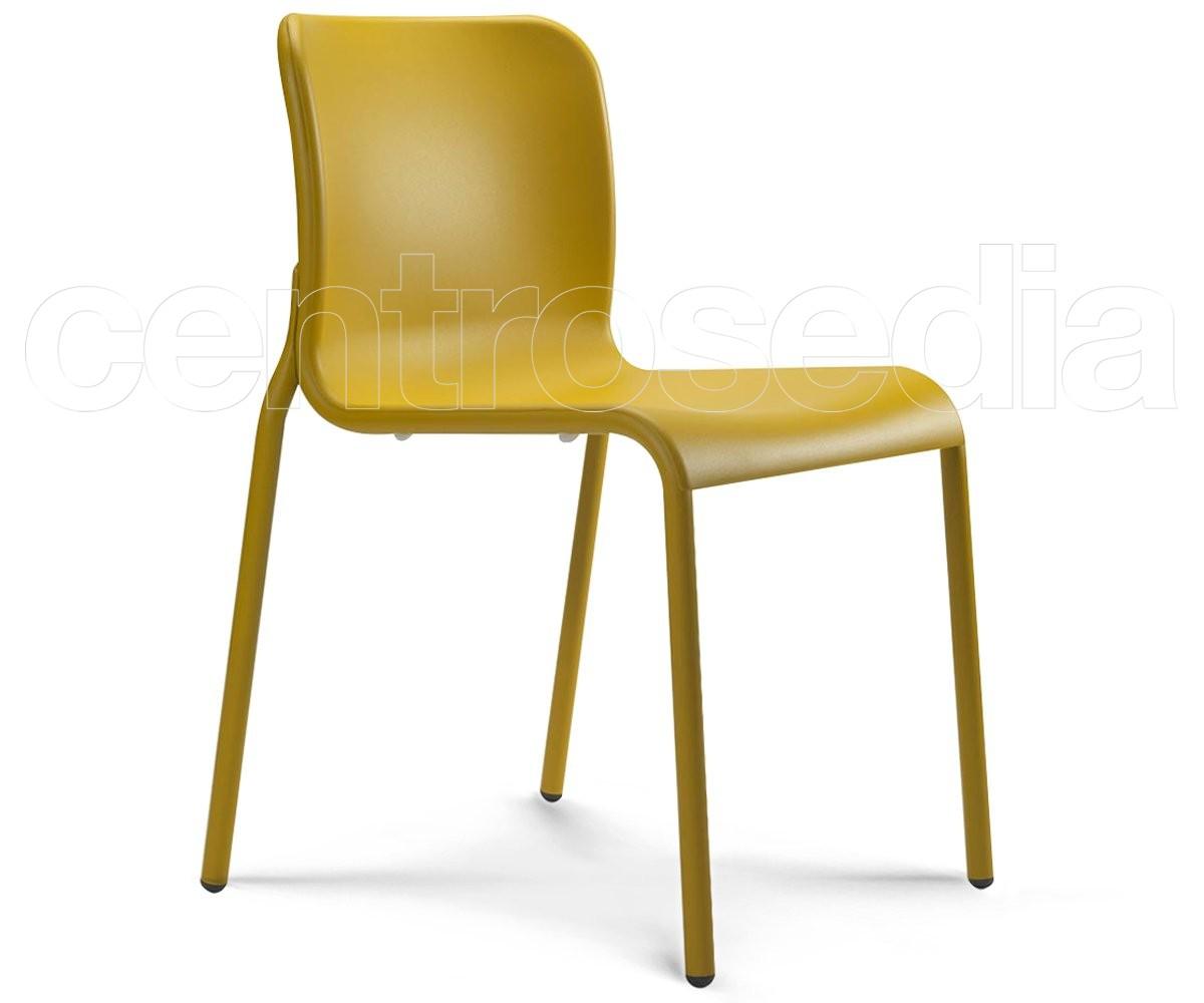 Ar Metal Sedie.Momo Metal Chair Design Chairs