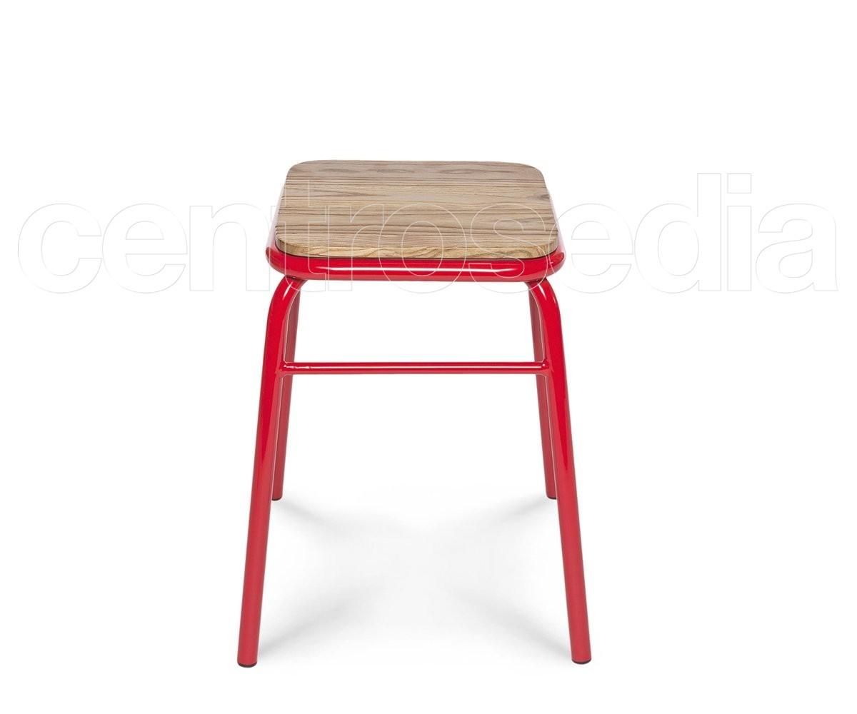 College sgabello basso seduta legno sgabelli bar ristoranti