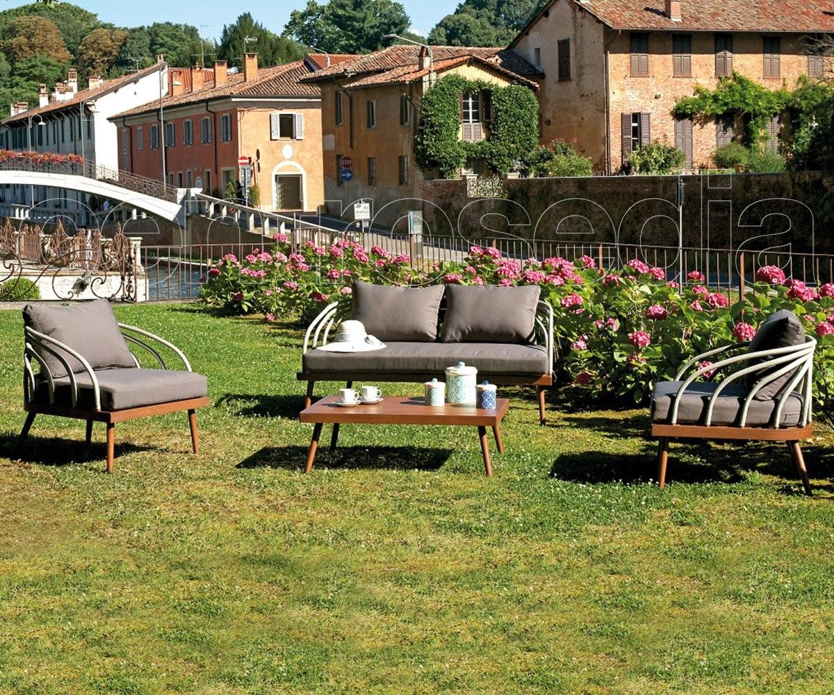 Arredamento Da Giardino Rimini.Rimini Living Set Set Arredo Da Giardino