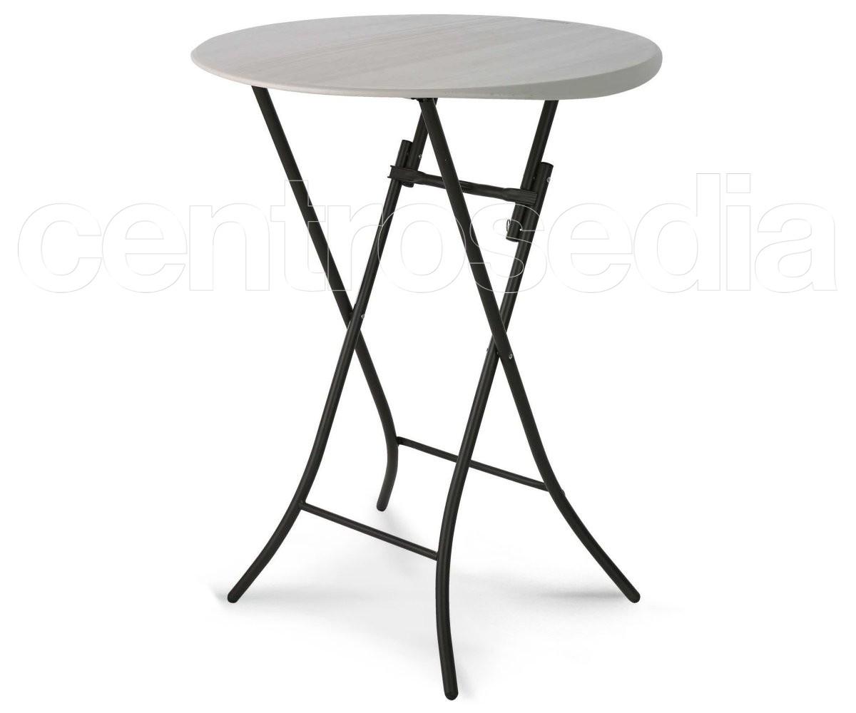 Lifetime 80362 tavolo pieghevole alto 84cm tavoli for Tavolo alto pieghevole