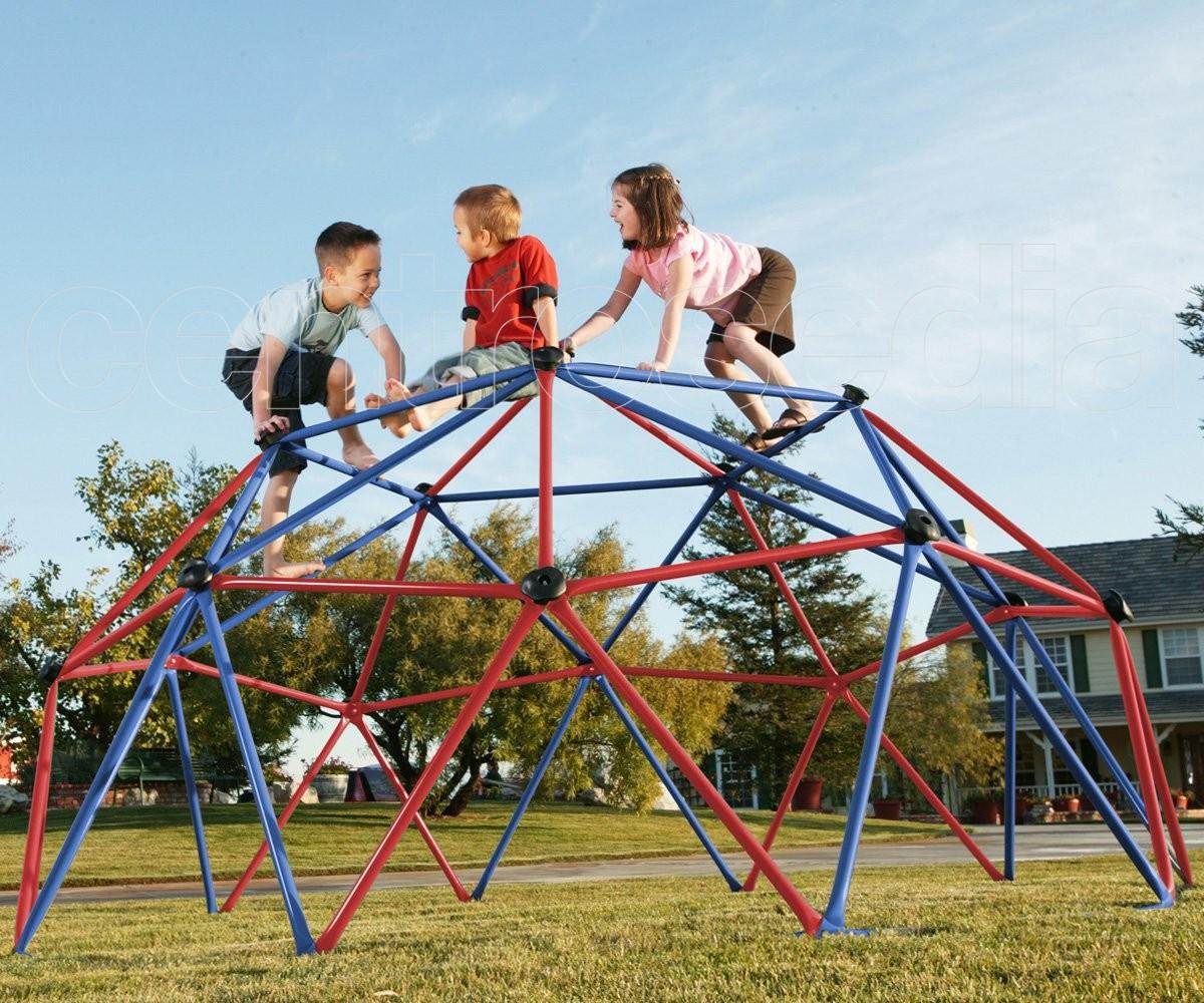 Giochi Per Bambini In Giardino lifetime 101301 cupola per arrampicata bambini - altalene