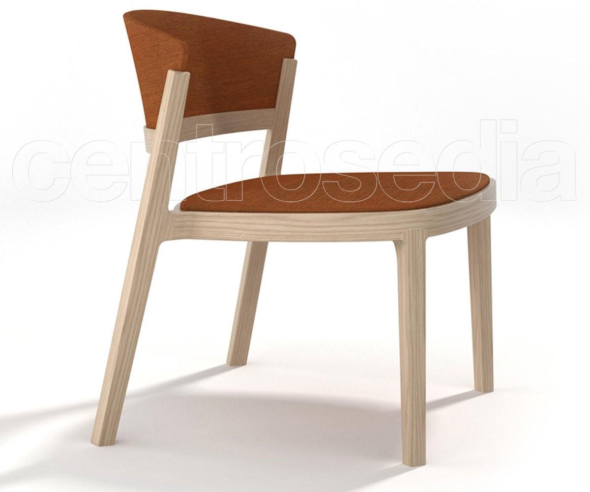 Sedie In Legno Design.Abuela Sedia Legno Gaber Sedie Design Legno