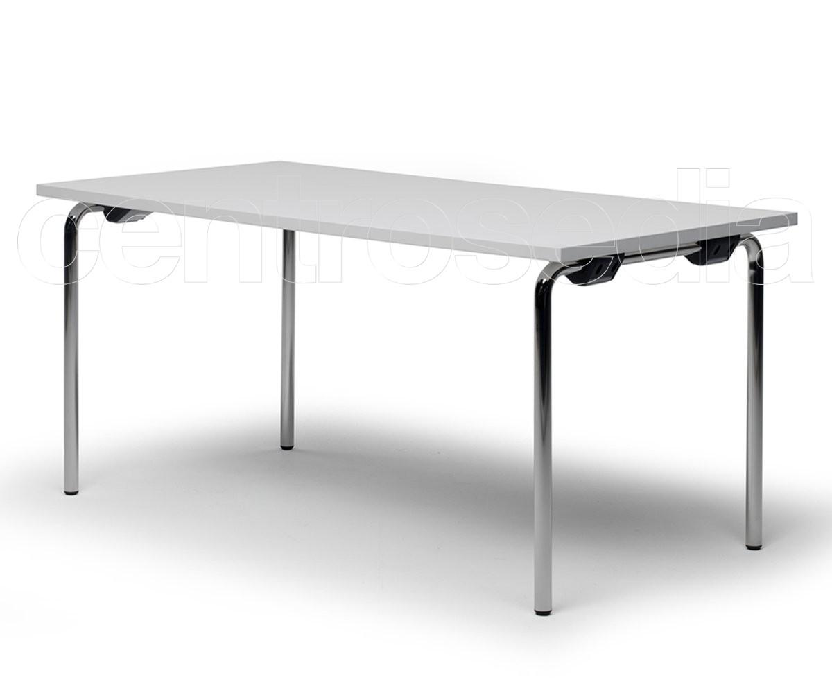 Gambe Ripiegabili Per Tavoli.Thomas Gambe Pieghevoli In Metallo Per Tavolo Tavoli