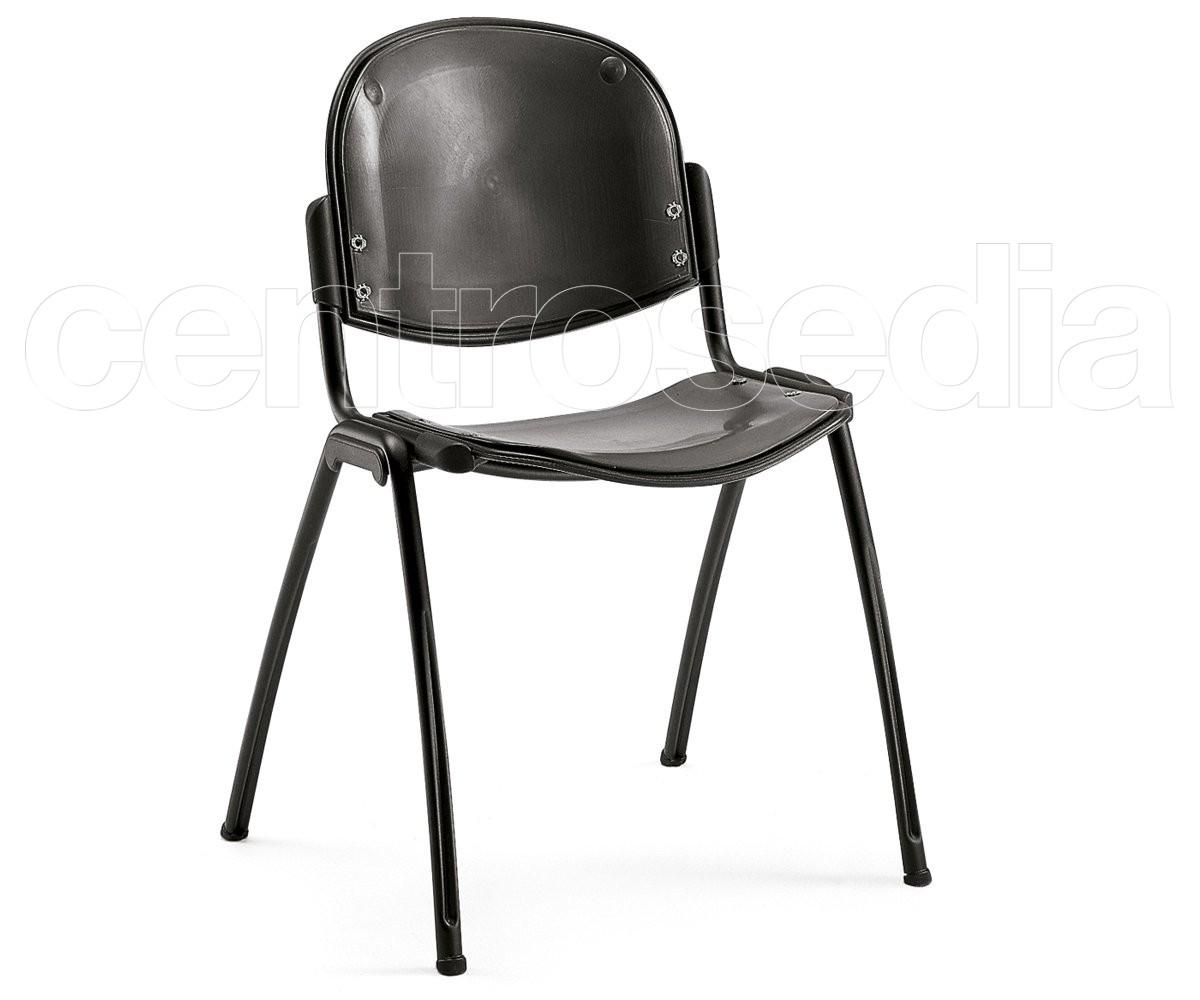 Beta sedia polipropilene sedie metallo plastica