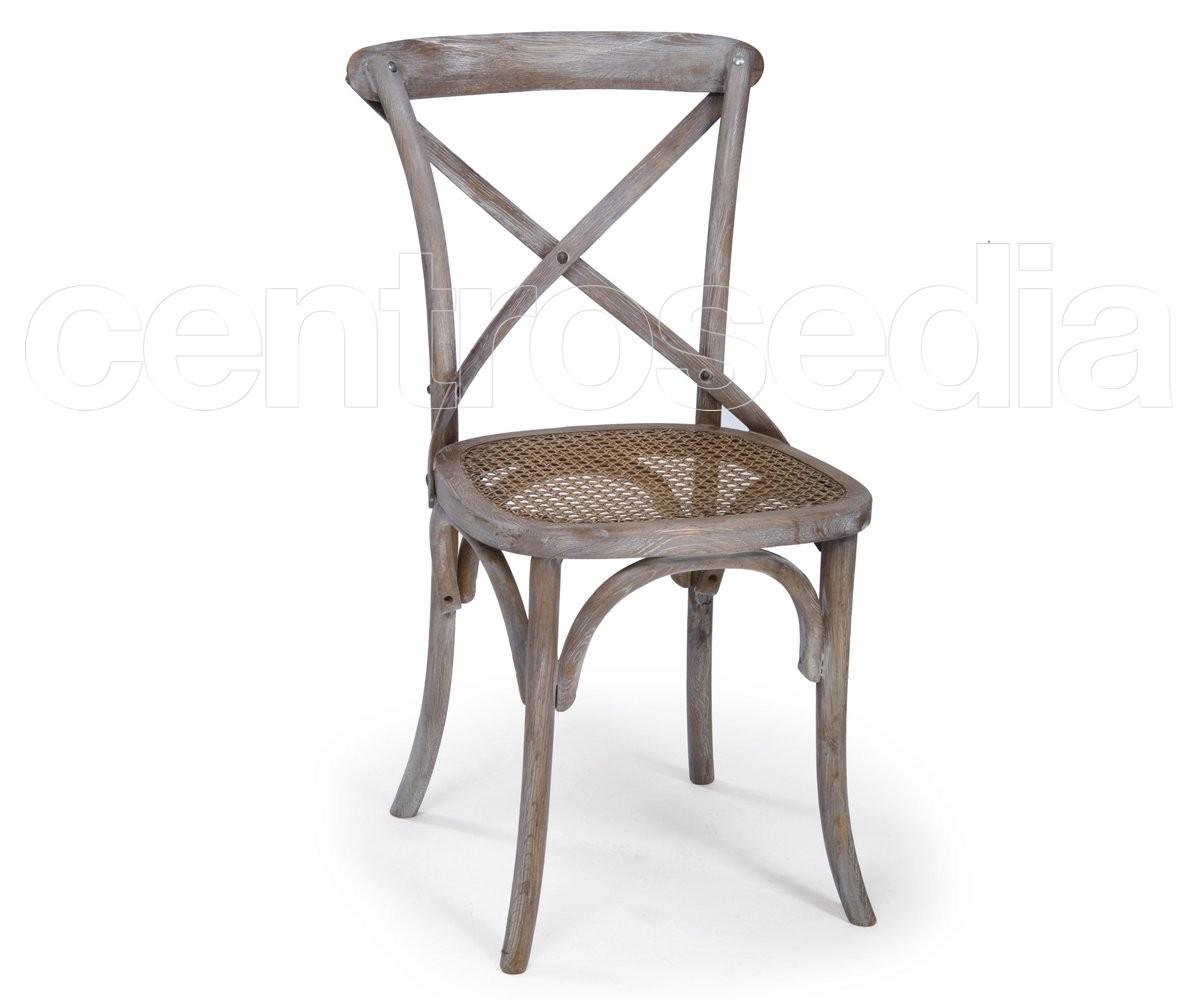 Housse De Canapé Shabby Chic cross shabby wood chair - sièges shabby chic