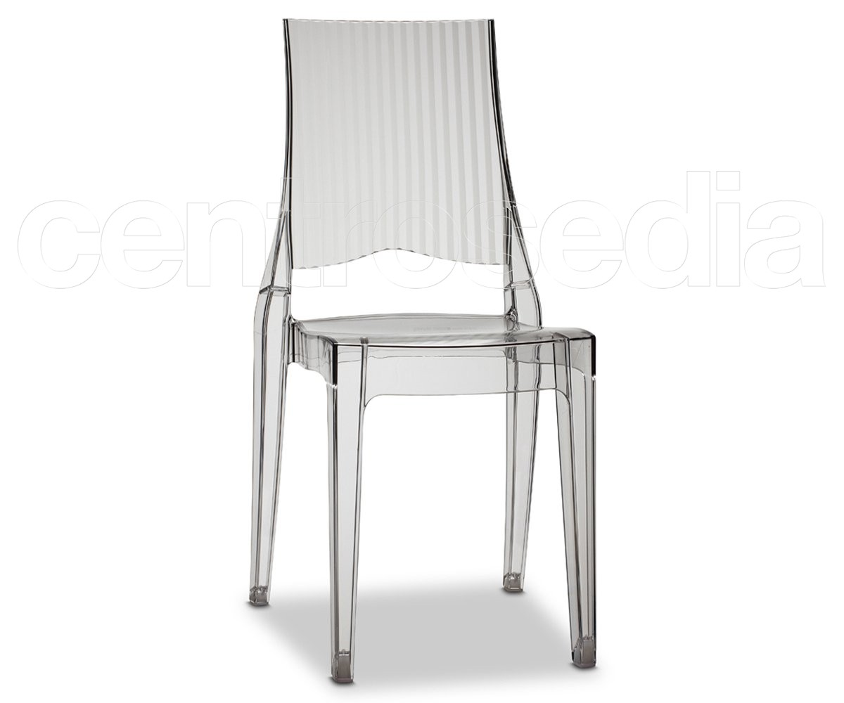 Glenda sedia policarbonato scab design sedie policarbonato