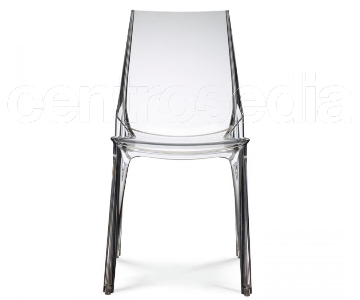 Sedia Vanity Chair.Vanity Polycarbonate Chair Scab Design Polycarbonate