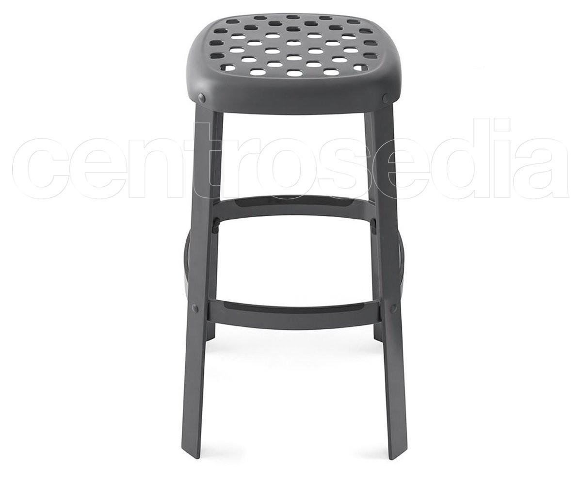 Sgabello Design Industriale : Industrial sgabello metallo calligaris sgabelli design