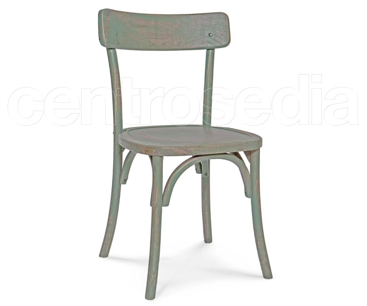 Milano sedia legno provenzale shabby sedie shabby chic