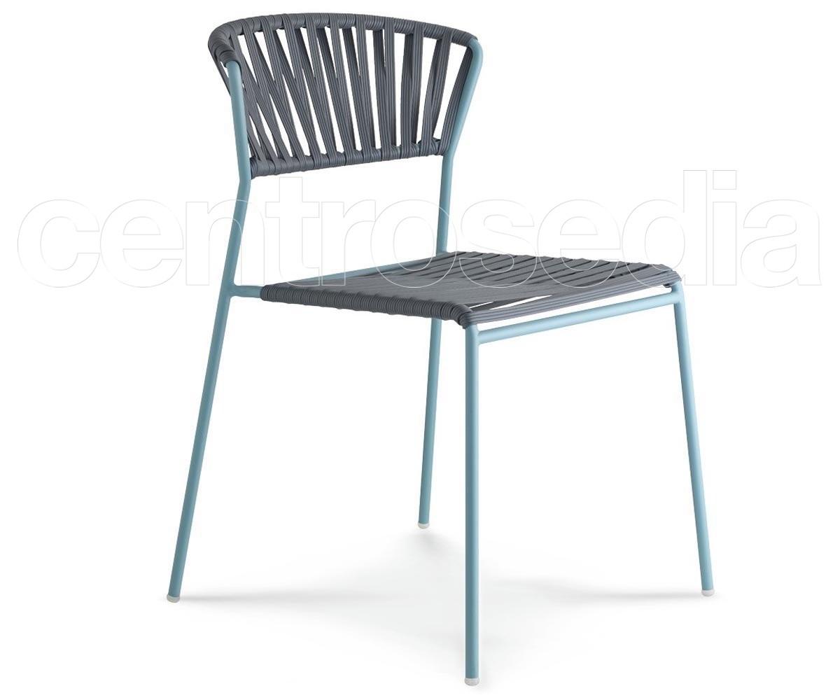 Filo Plastica Per Sedie.Lisa Club Filo Sedia Scab Design Sedie Design