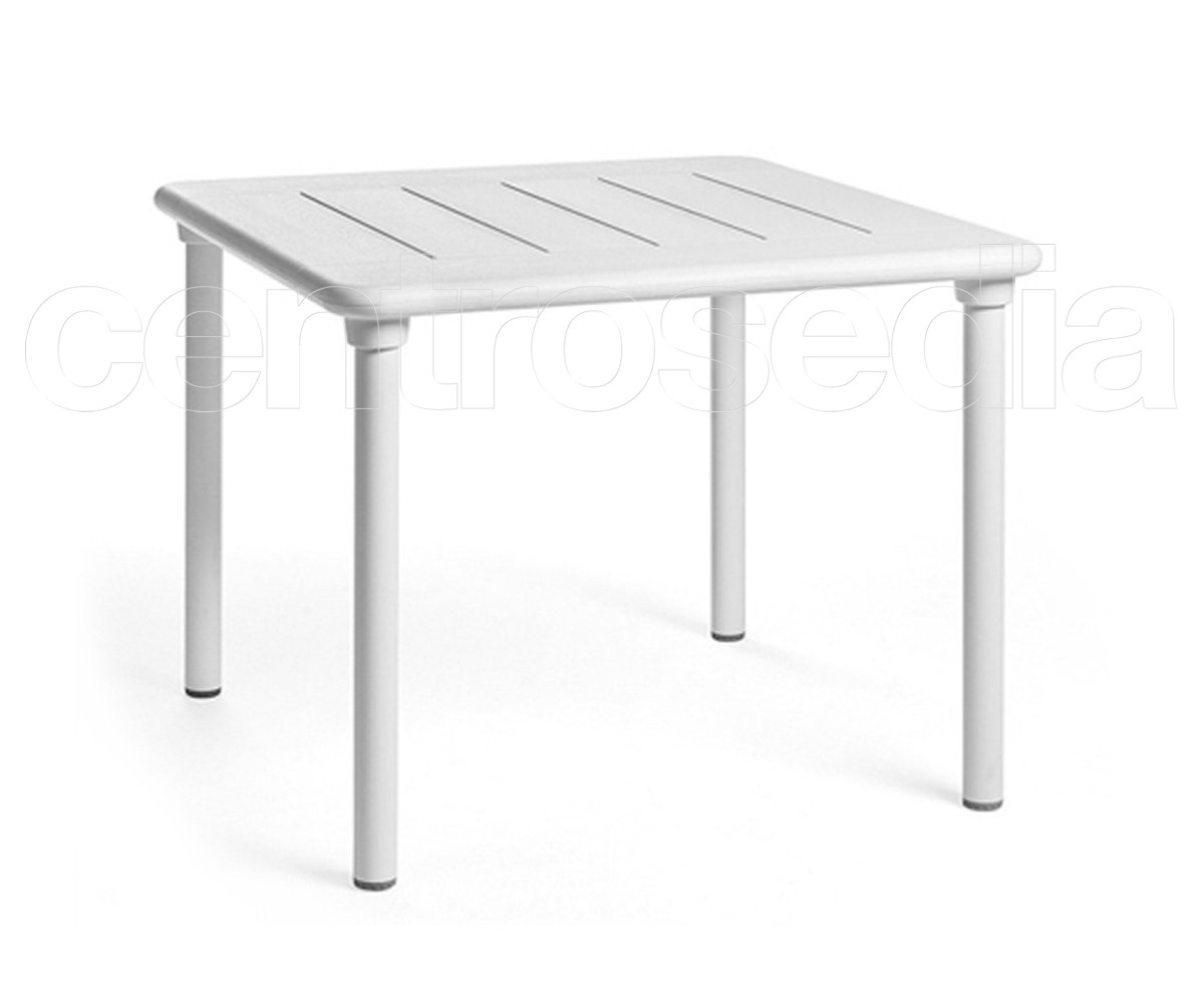 Maestrale Polypropylene Table By Nardi Tables Polypropylene Et