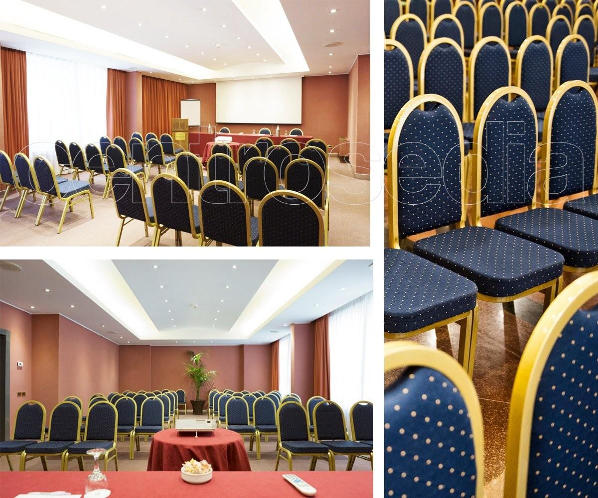 Sedie Conferenza Usate.Lady Sedia Conferenza Convegni E Congressi Sedie Meeting