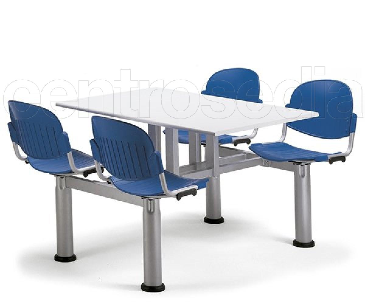 Beta tavolo monoblocco mensa polipropilene tavoli monoblocco per mensa
