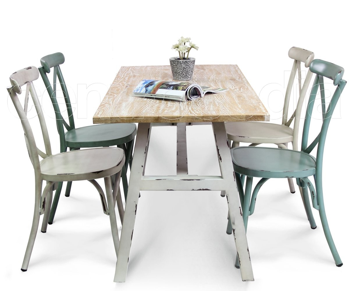 Sedie e tavoli vintage et79 regardsdefemmes - Tavoli e sedie da bar ...