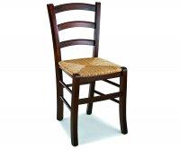 Sedie In Legno Colorate : Anita sedia legno rustico colorata seduta paglia sedie legno