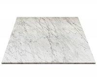 Piano Marmo Bianco di Carrara